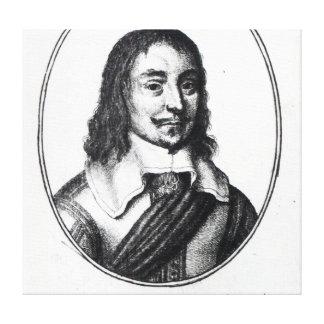 ヘンリーの灰色、第1伯爵Stamford キャンバスプリント