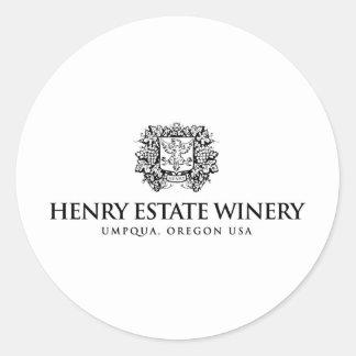 ヘンリーの財産プロダクト ラウンドシール