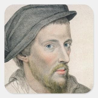 ヘンリーハワードの刻まれるサリー州(c.1517-47)の伯爵 スクエアシール