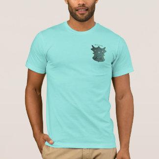 ヘンリーホール(黒いフォント)のTシャツを救って下さい Tシャツ