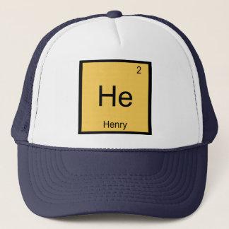 ヘンリー一流化学要素の周期表 キャップ