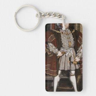 ヘンリー八世のポートレート キーホルダー
