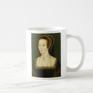 ヘンリー八世ポートレートの二番目のアン・ブーリンの妻 コーヒーマグカップ