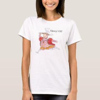 ヘンリー八世漫画のTシャツ Tシャツ