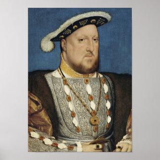 ヘンリー八世-ハンズHolbeinより若いの ポスター