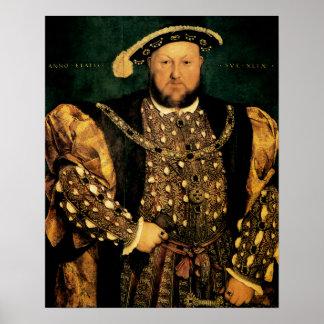 ヘンリー八世 ポスター