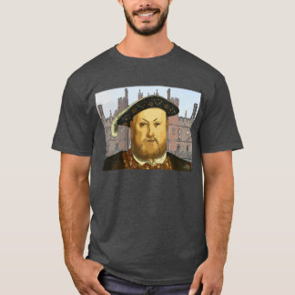 ヘンリー八世Tシャツ Tシャツ