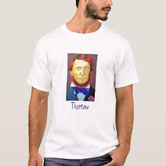 ヘンリー・デイヴィッド・ソロー Tシャツ