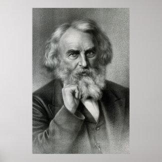 ヘンリー・ワーズワース・ロングフェロー ポスター