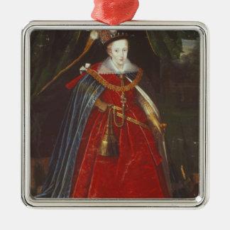 、ヘンリー、c.1603ウェールズ王子 メタルオーナメント