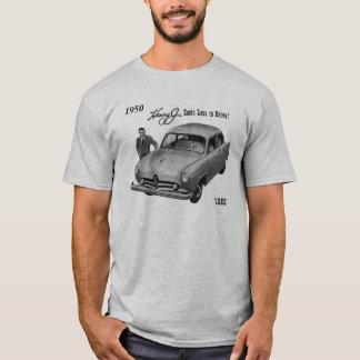 ヘンリーJの自動車1950年 Tシャツ