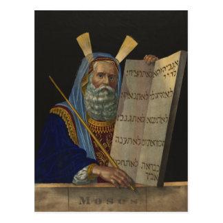 ヘンリーSchile 1874年著モーゼ ポストカード