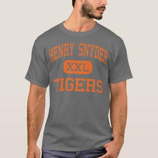 ヘンリーSnyder -トラ-高ジャージーシティー Tシャツ