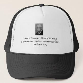 """ヘンリーThacker """"ハリー"""" Burleigh キャップ"""
