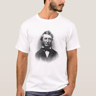 ヘンリーThoreau Tシャツ