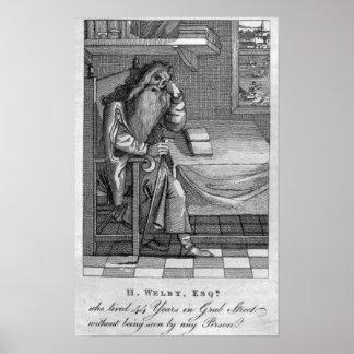 ヘンリーWelby 1794年 ポスター