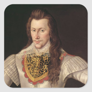 ヘンリーWriothesleyの第3伯爵のポートレート スクエアシール