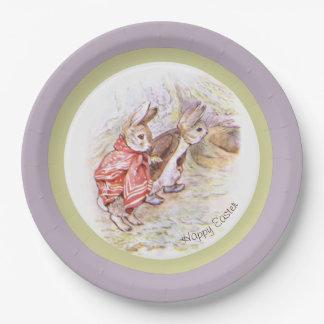 ベアトリックスの陶工の紙皿 ペーパープレート