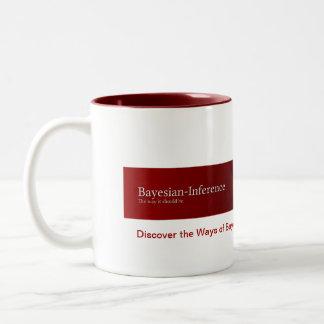 ベイズのコーヒー・マグの方法を発見して下さい ツートーンマグカップ