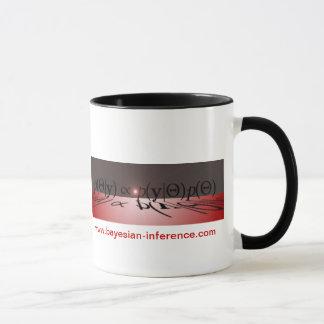 ベイズのコーヒー・マグの方法を発見して下さい マグカップ