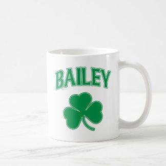 ベイリーのアイルランド人のシャムロック コーヒーマグカップ