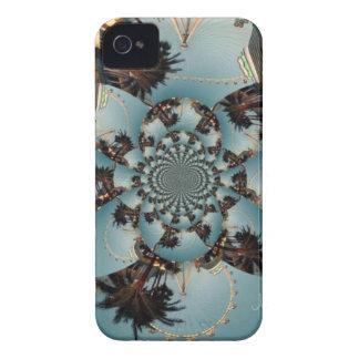 ベガスのヤシの木 Case-Mate iPhone 4 ケース