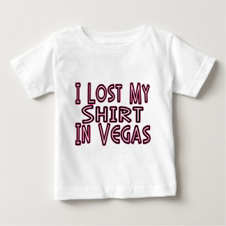 ベガスの無くなったワイシャツ ベビーTシャツ