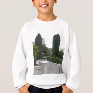 ベガスの緑ショー: ピラミッド、インテリア、skyviewのTシャツ スウェットシャツ