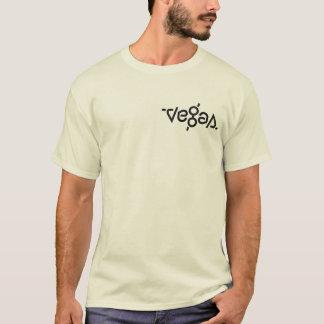 ベガスのambigram tシャツ