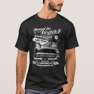 ベガス2014年への道 Tシャツ