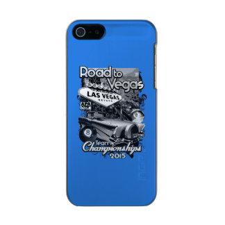 ベガス2015年への道 メタリックiPhone SE/5/5sケース