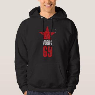 ベガス69のスエットシャツ パーカ