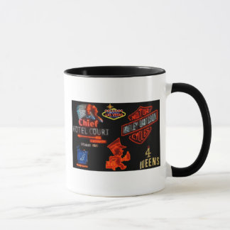 ベガス、古いTownLasベガス マグカップ