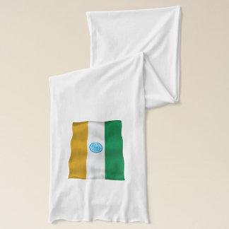 ベクトルインディアンの旗 スカーフ