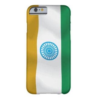 ベクトルインディアンの旗 BARELY THERE iPhone 6 ケース
