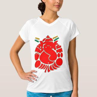 ベクトル抽象的なVighnarajendra Tシャツ