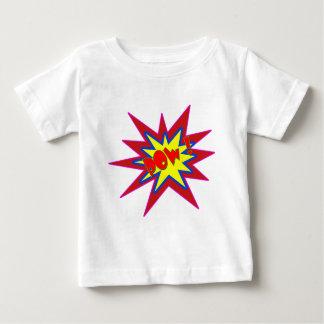 ベクトル漫画本の捕虜! ベビーTシャツ
