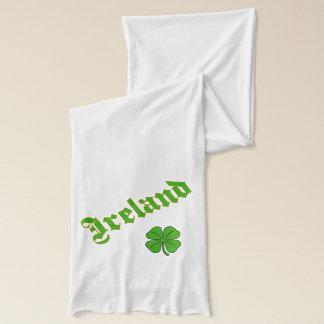 ベクトル-クローバーアイルランド スカーフ
