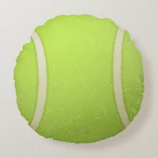 ベクトル-テニス・ボール ラウンドクッション