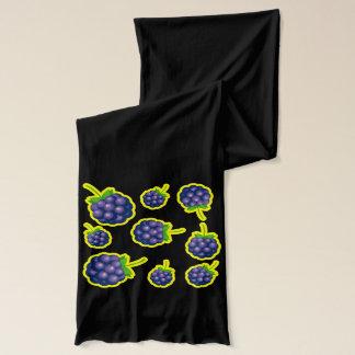 ベクトル-ブラックベリー スカーフ