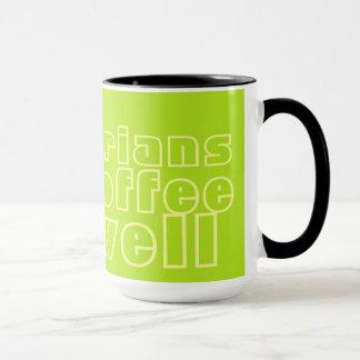 ベジタリアンはコーヒーをまた好みます マグカップ