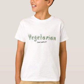 ベジタリアン-それの取り引き! Tシャツ