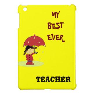 ベストの先生のipadの場合 iPad mini case