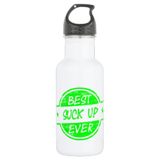 ベストは緑を吸います ウォーターボトル