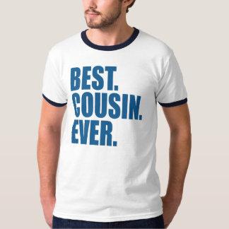 ベスト。 いとこ。 。 (青) Tシャツ