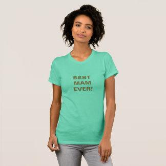 ベストMAM! Tシャツ