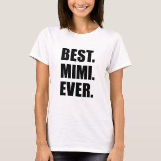 ベストMimi Tシャツ