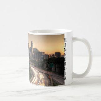ベストpic、ミネアポリス、ミネソタ コーヒーマグカップ