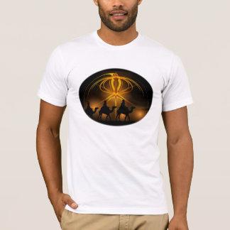 ベスレヘムのクリスマスの賢者の金星 Tシャツ