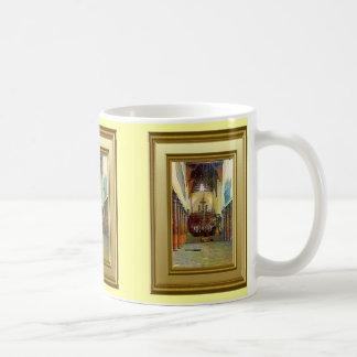 ベスレヘムの出生の中教会 コーヒーマグカップ